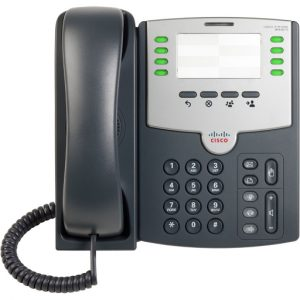 Cisco SPA501G sip voip phone